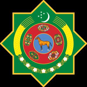 Türkmenistan Devlet Arması